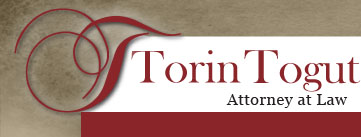 Torin Togut, Attorney at Law